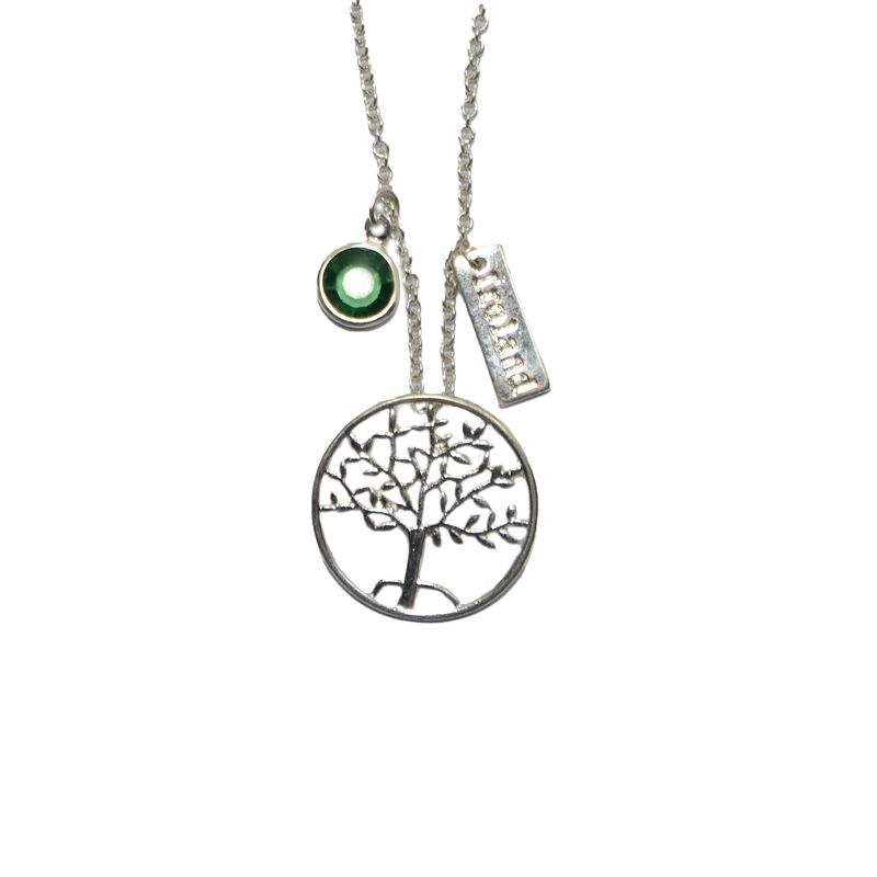 Tree Of Life Celtic Charm Designed Pendant