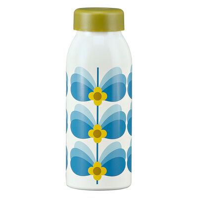 Orla Kiely Sky Butterfly Stem Designed Insulated Bottle