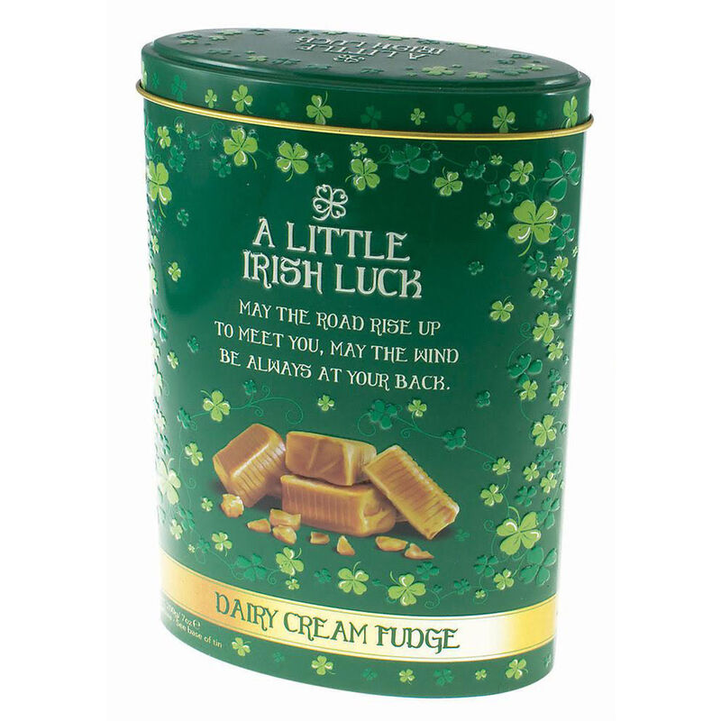 A Little Irish Luck Dairy Cream Fudge