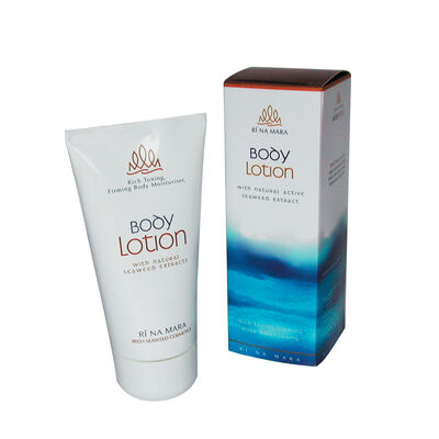 Ri Na Mara Firming Body Lotion with Natural Active Seaweed Extracts