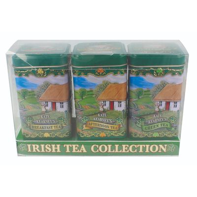 Kate Kearney's Assortment Of Tea Tins 3-Pack  120g