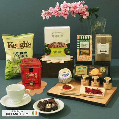 Irish Treats Artisan Gift Hamper (Ireland Only)