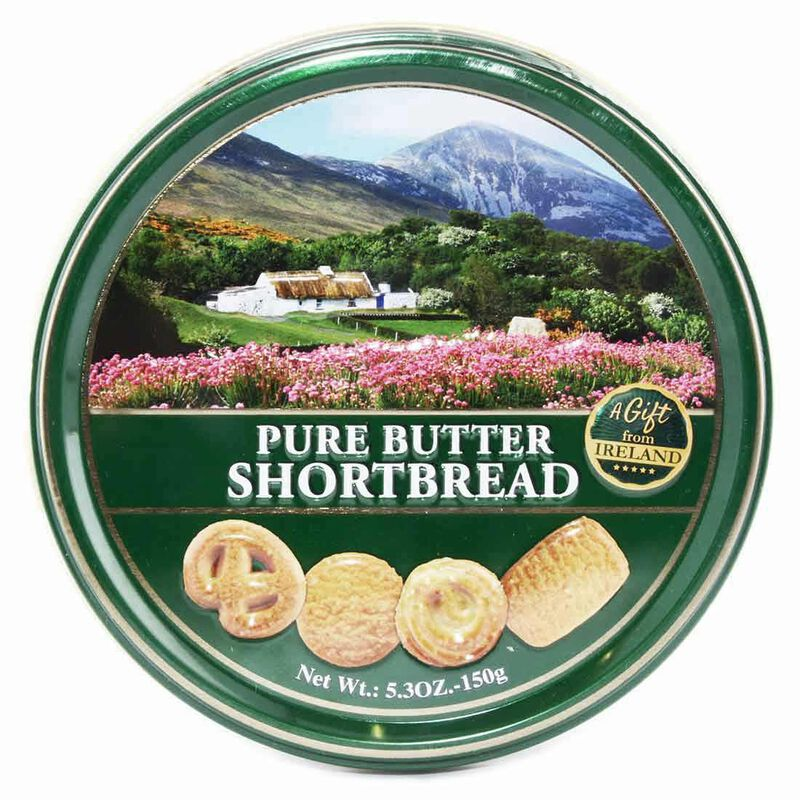 A Gift From Ireland Pure Butter Shortbread  150G
