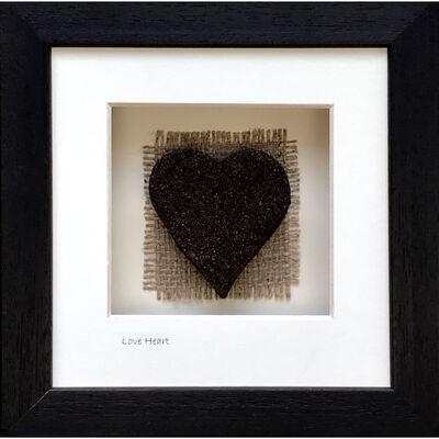 Bog Buddies Large Turf Love Heart Wall Frame