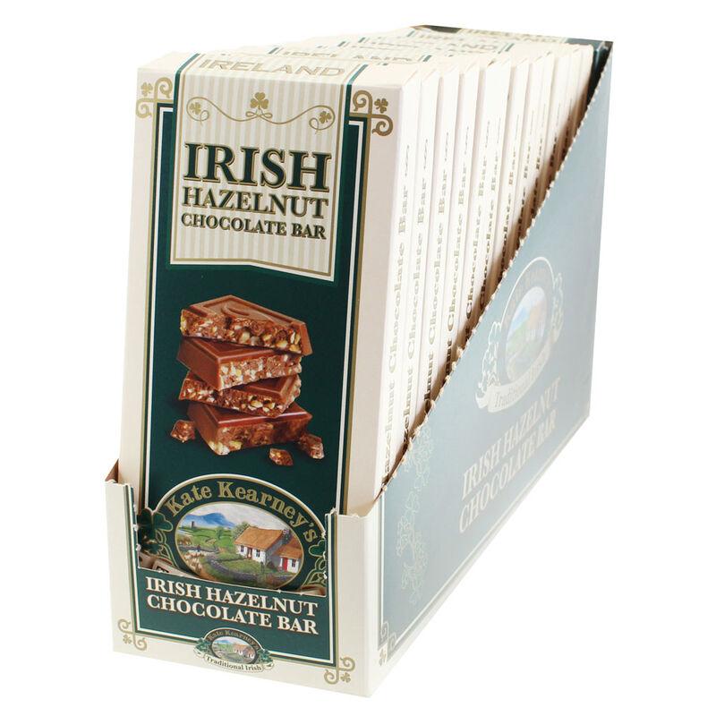 Kate Kearney Irish Hazelnut Chocolate Bar