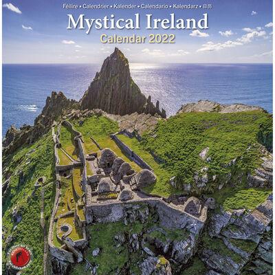 A5 Mystical Ireland 2021 Calendar by Liam Blake