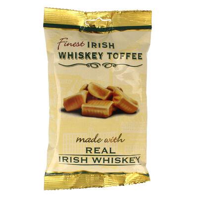Irish Whiskey Toffee With Irish Whiskey