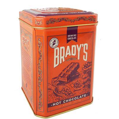 Brady's Irish Hot Chocolate Drinking Chocolate Tin  100G