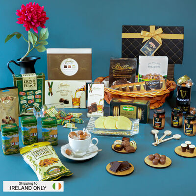 Deluxe Irish Aren't You Sweet Luxury Candy Gift Hamper Large (Ireland Only)