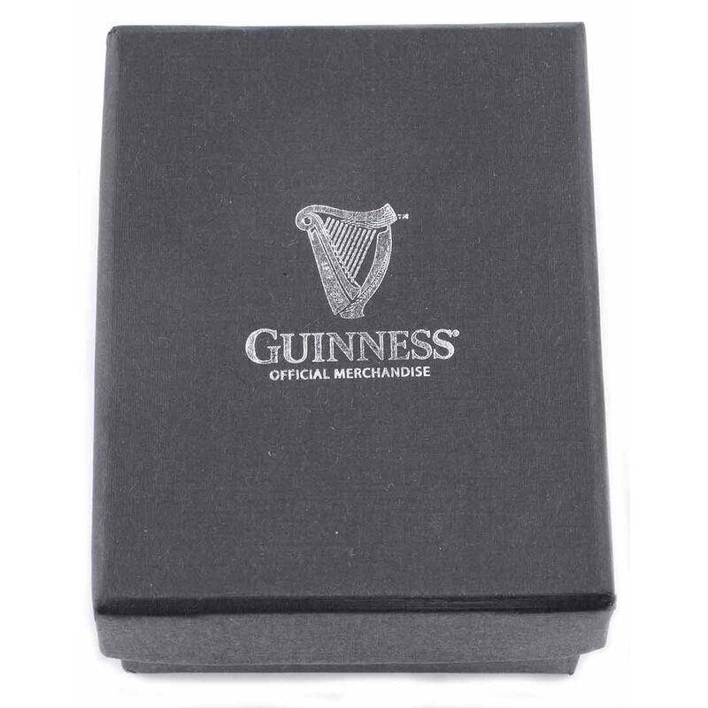 Guinness Wind-Proof Embossed Wings Oil Lighter