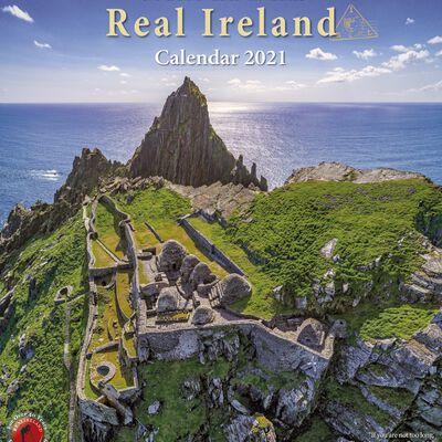 Large Real Ireland 2021 Calendar by Liam Blake