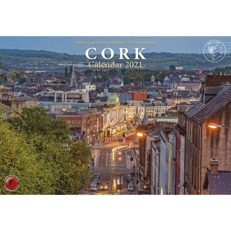 A4 12 Stunning Images Of Cork Calendar 2021 By Liam Blake