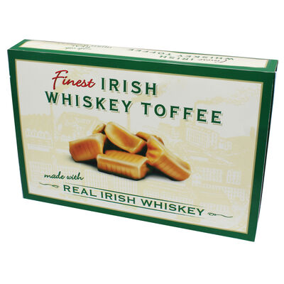 Irish Whiskey Toffee With Irish Whiskey 200G