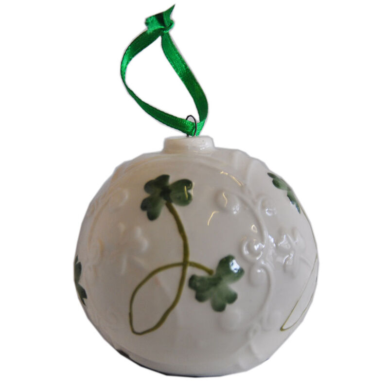 Watervale Parian China Hanging Decoration - Bauble