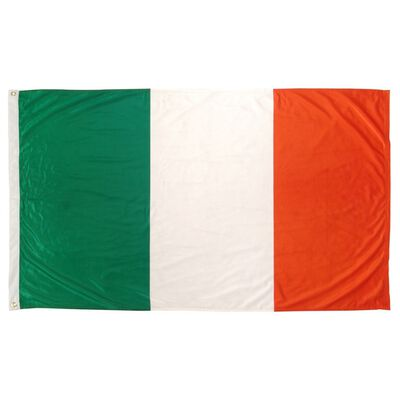 Irish Tri Colour Flag (3 X 5 Foot)