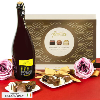 Prosecco & Butlers Chocolates Gift Set (Ireland Only)
