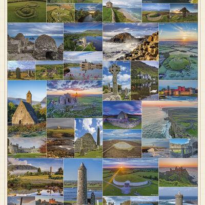 Ireland's Ancient Heritage Poster