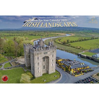 A4 Irish Landscapes Calendar 2021 by Liam Blake