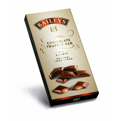Smooth Milk Chocolate With Creamy Baileys Flavoured Centre Truffle Bar