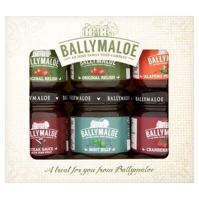 Ballymaloe Mini 6 Jars Gift Pack, 210G