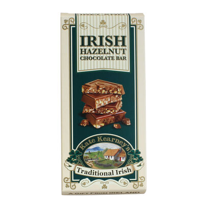 Kate Kearney Irish Hazelnut Chocolate Bar