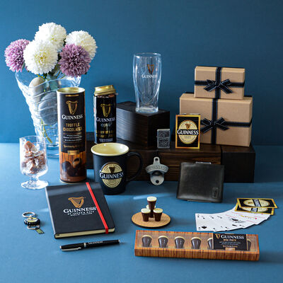 Official Guinness Merchandise Beer Lovers Amazing Gift Hamper