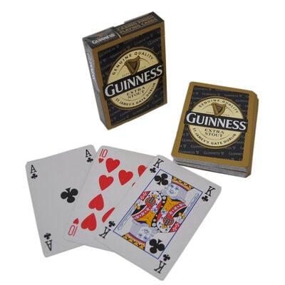 Guinness Extra Stout Bier-Etikett Spielkarten