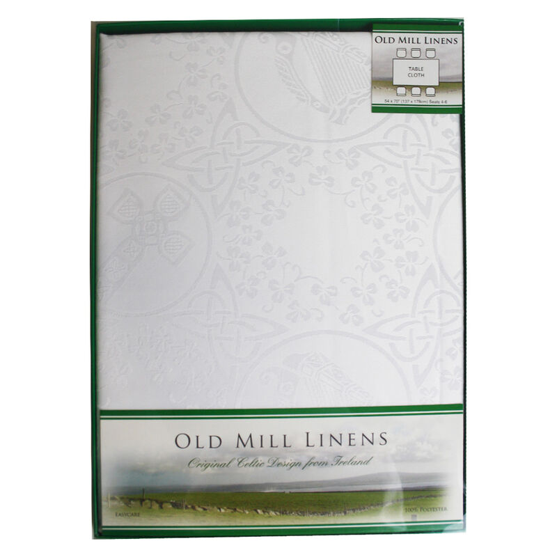 Old Mill Linens Tablecloth (54 x 70)