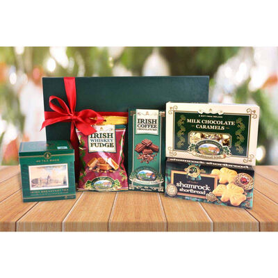 A Delicious Taste Of Ireland Hamper  Small