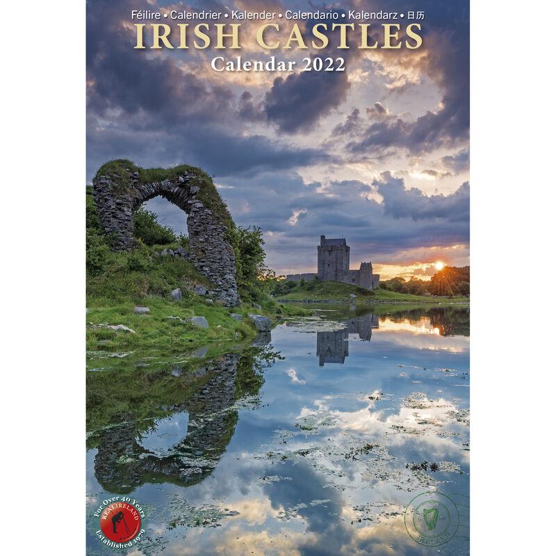 Slim Irish Castles 2021 Calendar
