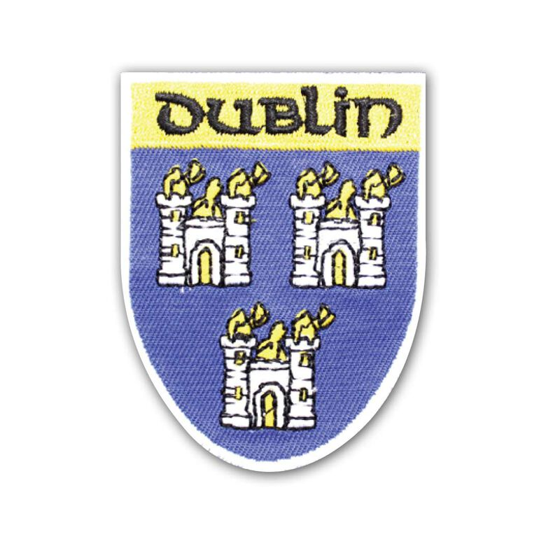 Dublin County Crest Patch