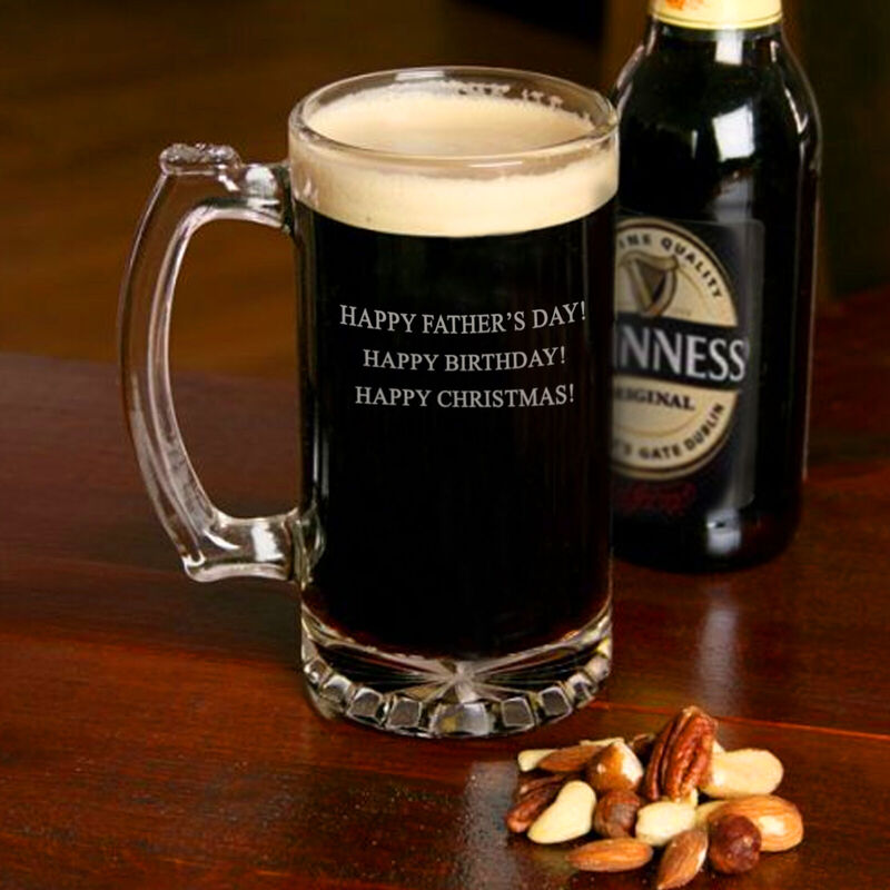 Official Guinness Ireland Collection Tankard With Engraving and Gift Box