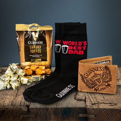 Fathers Day Guinness Treats Hamper
