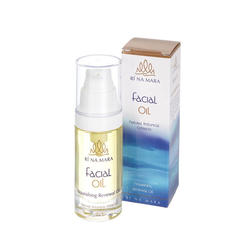 Rí Na Mara Nourishing Renewal Facial Oil with Natural Botanical Extracts