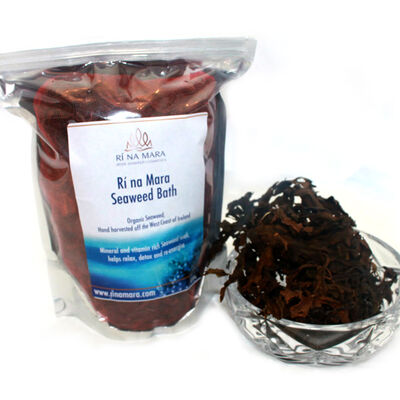 Ri Na Mara Dried Seaweed Soak Bath from the West Coast of Ireland