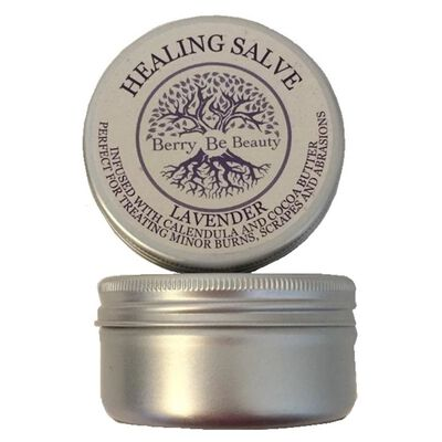 Berry Be Beauty Lavender Healing Salve