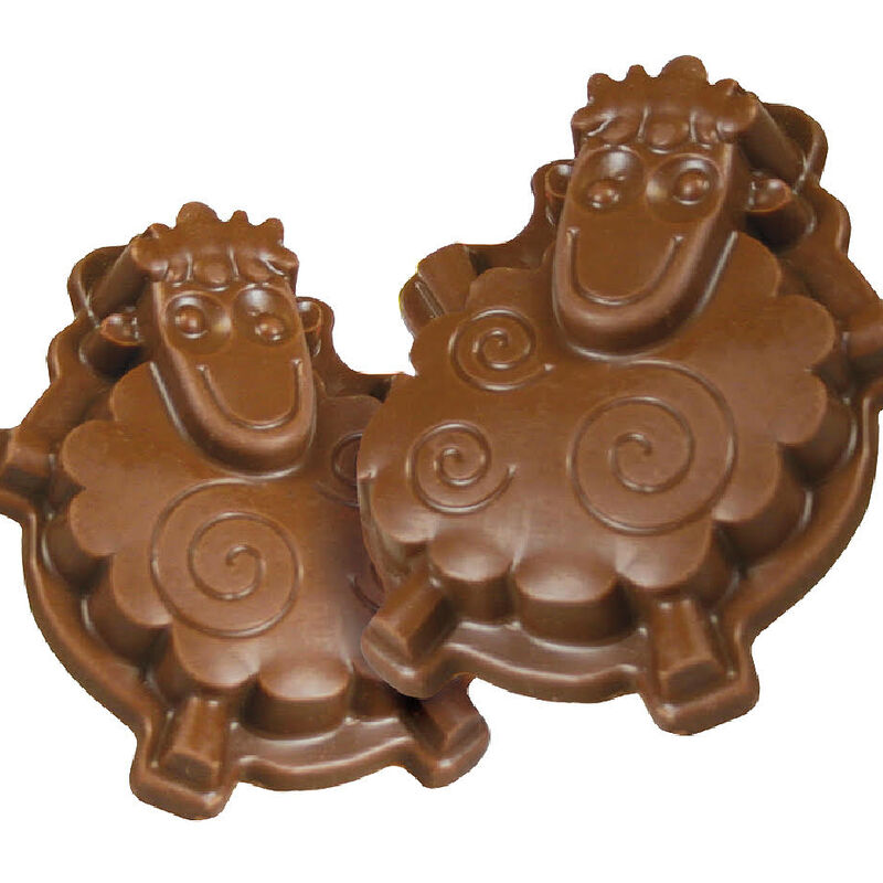 Wacky Woollies Chocolate Sheep In A Can