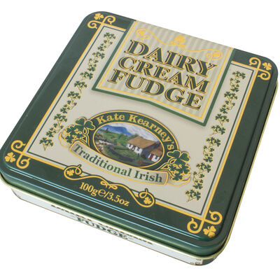 A Gift from Ireland Kate Kearney's Dairy Cream Fudge in Tin 100g