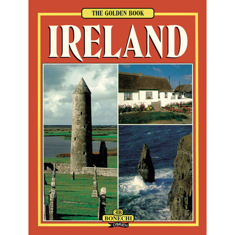 The Golden Books Of Ireland - In English