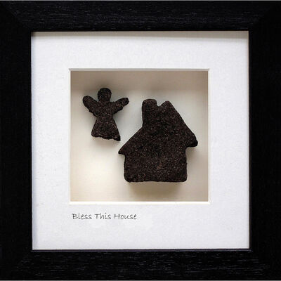 Bog Buddies Bless This House Designed Turf Wall Frame