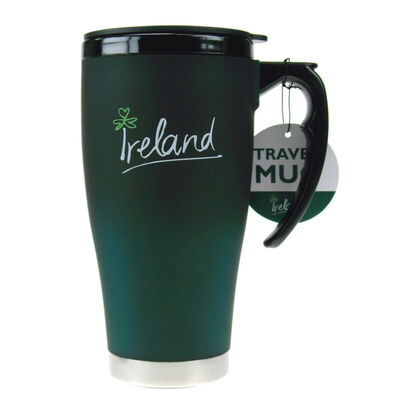 Large Travel Mug With Handle  Ireland Collection