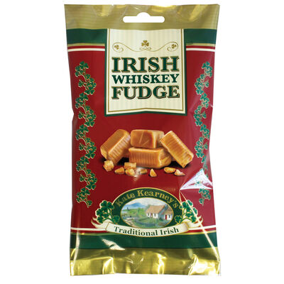 Kate Kearney Irish Whiskey Fudge Bag 120G