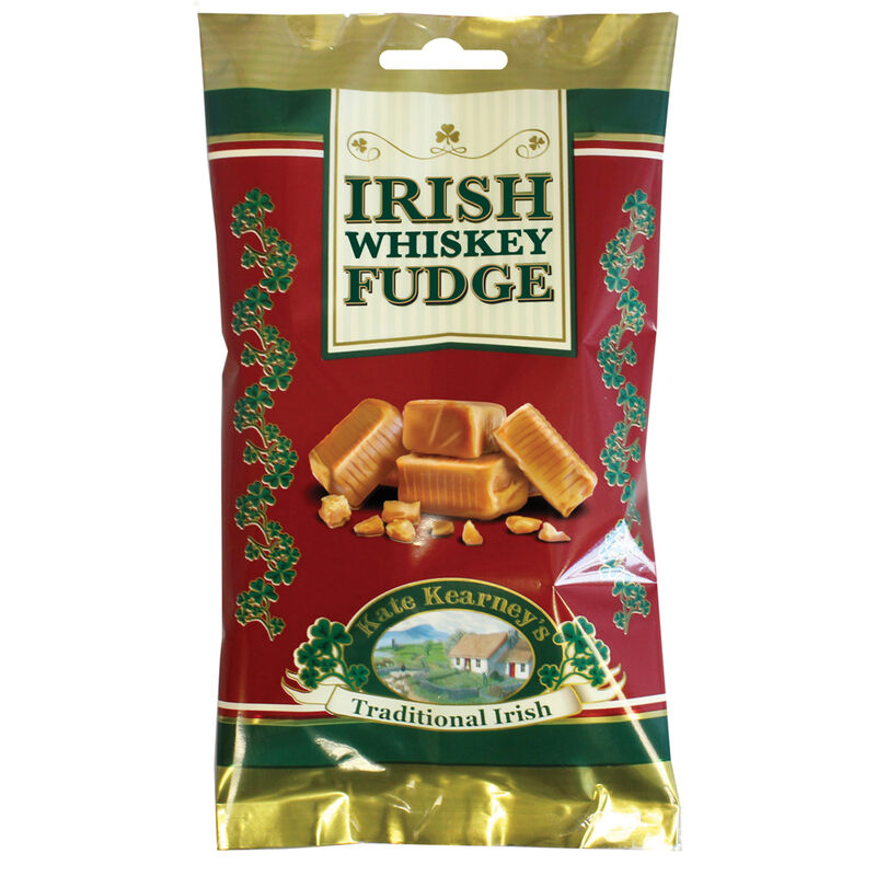 Kate Kearney Irish Whiskey Fudge Bag 120G