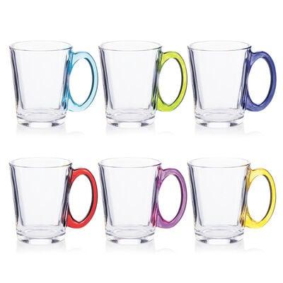 Newgrange Living Rainbow Mugs, Set of 6