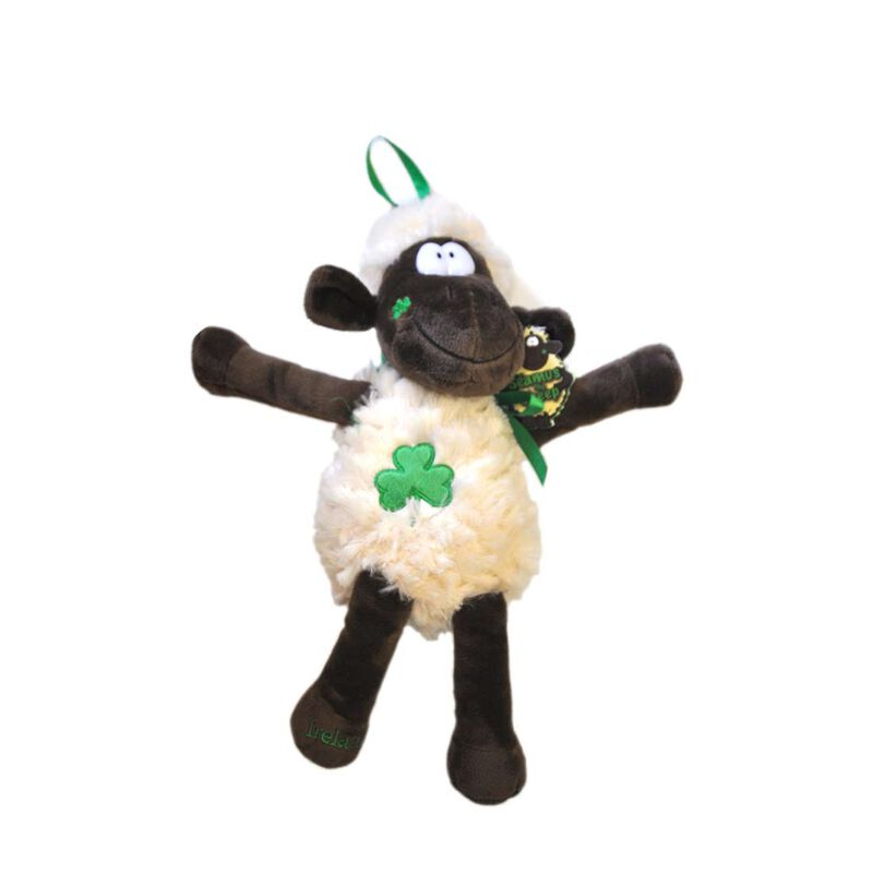 15Cm Seamus The Sheep Soft Toy