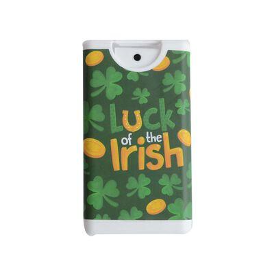 Luck of The Irish Shamrock Hand Sanitiser, 15ml