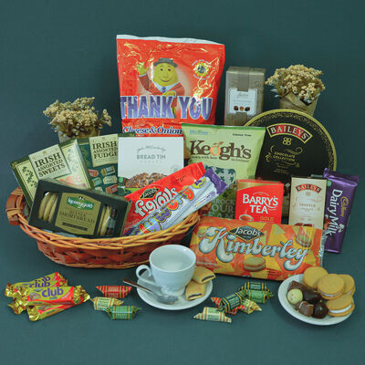 Famous Irish Treats Gift Hamper